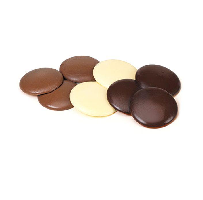 Σοκολάτες Κουβερτούρες